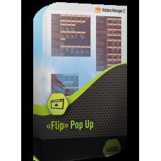 «Flip» Поп Ап
