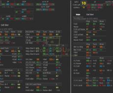 MP2 - привязан к RFI MP2